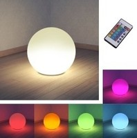 5 Size Holiday Lighting For LED Garden Ball Lamp Decorative Ball Lamp Pool Ball Lamp Night