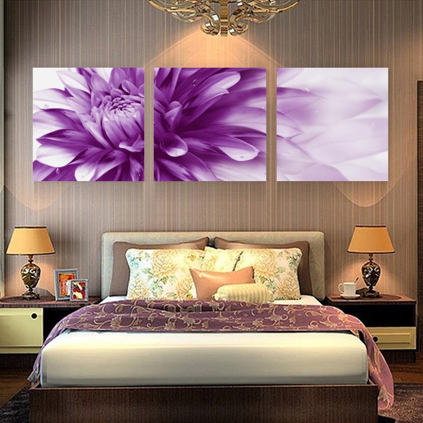 Buy cuadros abstractos flowers hd print - Cuadros de salon ...