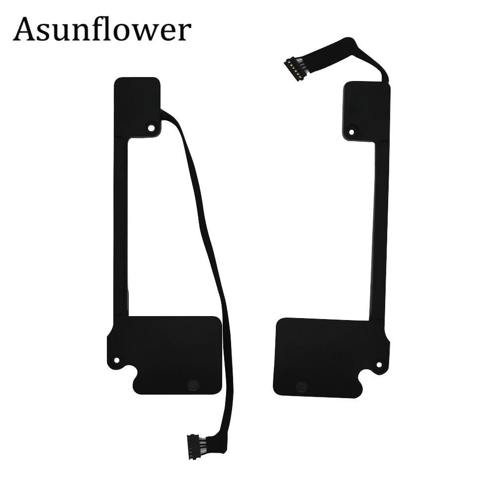 Asunflower A1502 Left Right Internal Speaker Set For Macbook Pro 13 Retina 2013 2014 2015 Year 923-0557 923-00509