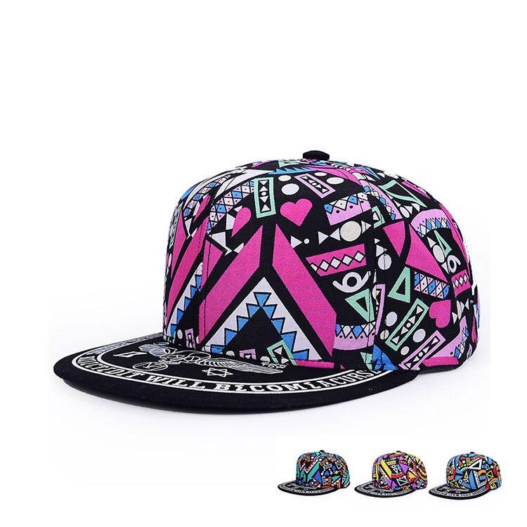 Nuevo 2017 de la Alta calidad Linda Del Snapback Para Mujer Gorras Planas  Casquillo de las mujeres Hip Hop Sombrero Del Snapback Gorra de Béisbol de  Las ... 15deb0df8f2