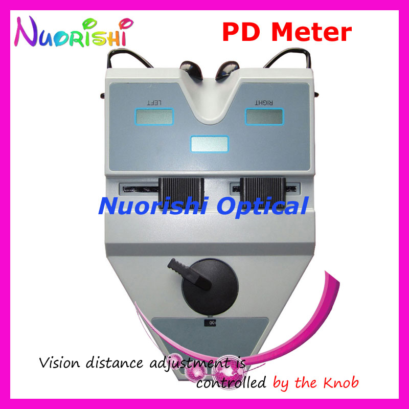 9C Very Similar Like Essilor Style Professional Digital PD Meter Pupillometer Pupil Distance Meter Ruler Lowest