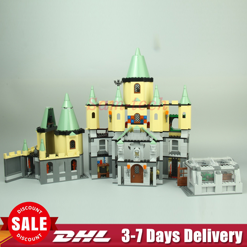 Lepin 16029 Genuine 1033Pcs Movie Series The Magic hogwort castle set 5378 Educational Building Blocks Bricks birthday gifts