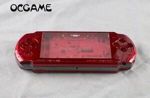 Image 1 - OCGAME For PSP3000 PSP 3000 Shell النسخة القديمة لعبة وحدة التحكم استبدال كامل الإسكان الغطاء مع أزرار عدة