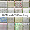 70cm Wide 100cm Long Translucent Opaque Glazed Paper Frosted Glass Stickers Window Stickers Bathroom Shade Windows