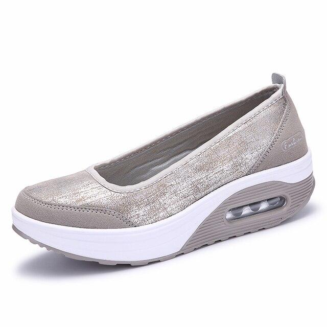2016 Brand Women Shoes Casual Shoes Women Trainers Summer Autumn Platform Shoe Women Zapatos Mujer Sapato Size 36-40