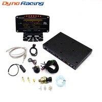 Dynoracing 10 in 1 New Style Auto Sports Digital Meter OLED Digital Tachometer Full Sensor Kit Electrical Car Meter YC101196