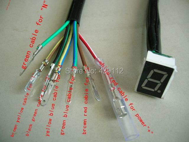 gear indicator   Benelli Forum   Gear Indicator Wiring Diagram      Benelli Forum