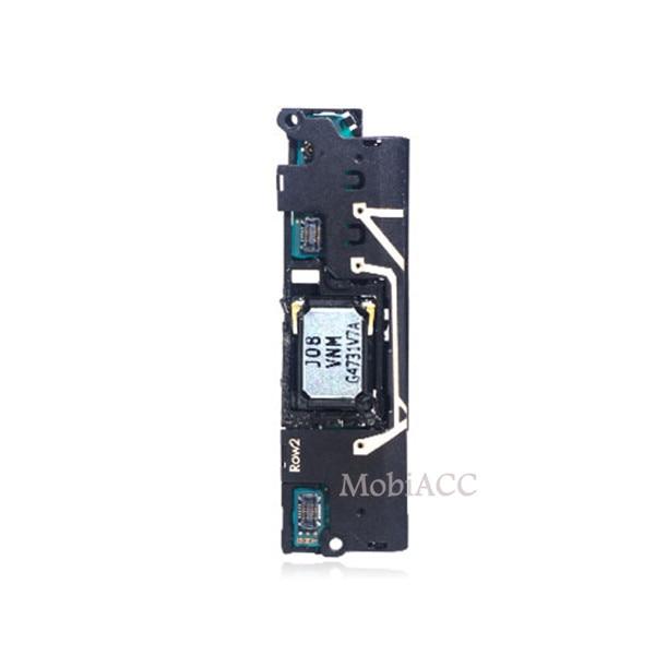 imágenes para Altavoz original marco asamblea altavoz + módulo de señal de la pieza de recambio para sony xperia z3 d6603 d6643 d6653 d6616