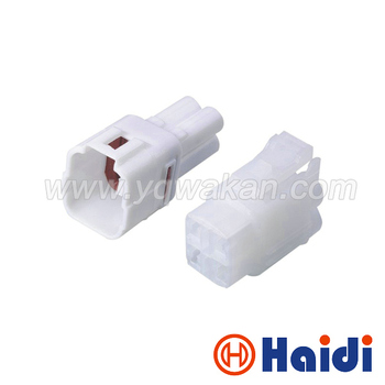 Free shipping 50sets 4pin waterproof Sumitomo auto electric wire male female connectors 6188-0004 6180-4771
