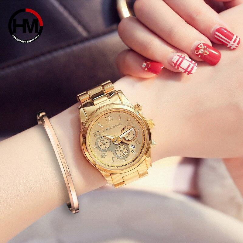 Business Fashion Casual Waterproof Watch 1