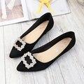 2017 Mujeres Tacones Altos Zapatos de Boda de Señora Crystal Glitter Rhinestone Nupcial Zapatos de Tacón Fino Partido Bomba Bajo Joya zapatos de Tacón Alto