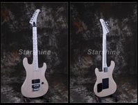 Starshine DK 5150A DIY Electric Guitar Kits Alder Body Maple Neck