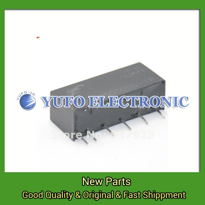Free Shipping 5PCS VD050505S-1W rail isolation amplifier Isolation Amplifiers Data Acquisition YF0617 relay
