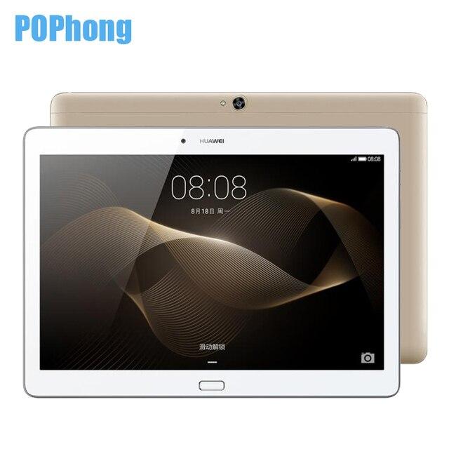 Оригинал huawei mediapad m2 10.0 планшетный пк 3 г ram 64 ГБ rom 10.1 дюймов kirin930 octa ядро wifi/lte 1920x1200 android 5.1