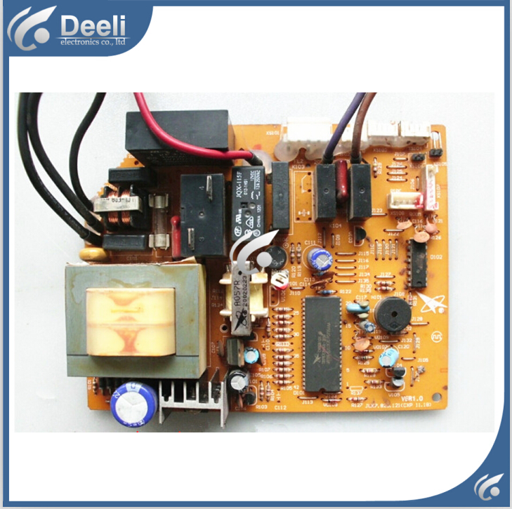 95% new good working for air conditioning Computer board JUK7.820.121 board good working цены онлайн