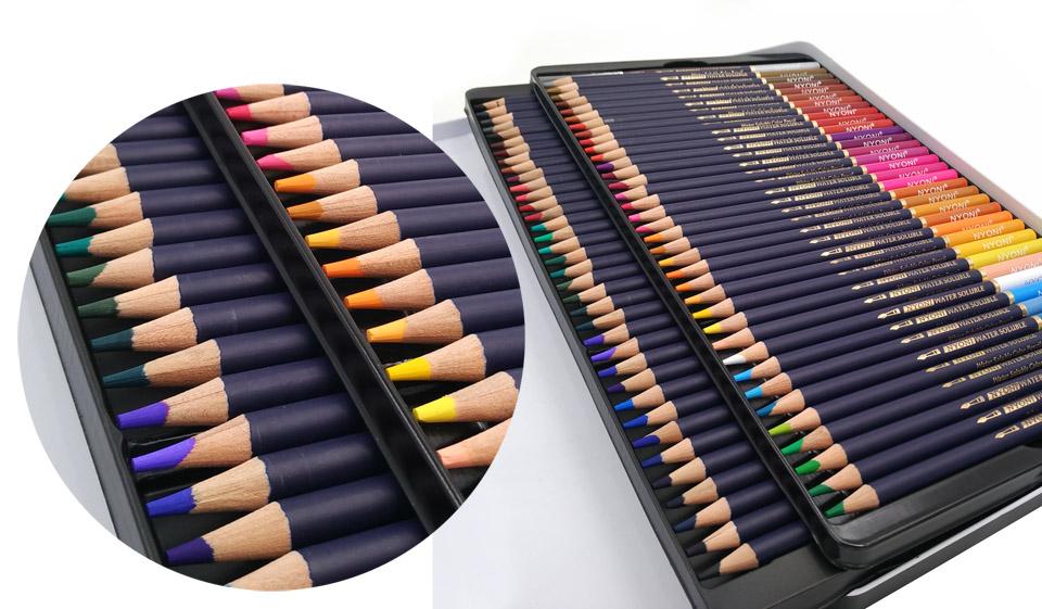 NYONI Water coloured pencil set 11