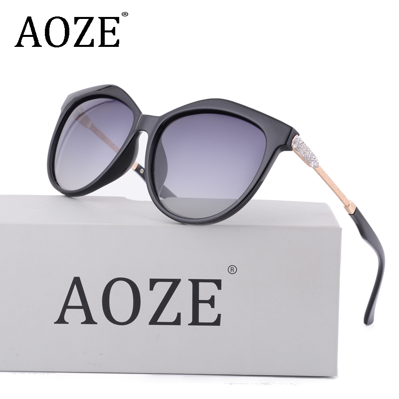 3a2dd7c4b7 2018 N summer vintage Gradient lenses polarized sunglasses women designer  oversized Gafas Diamond Insert Female uv400 Pink