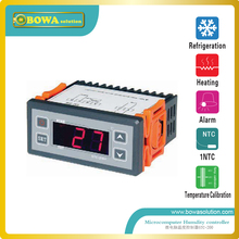 Микрокомпьютер Регуляторы Температуры для прямого охлаждения шкафа и других супермаркет холодильного оборудования