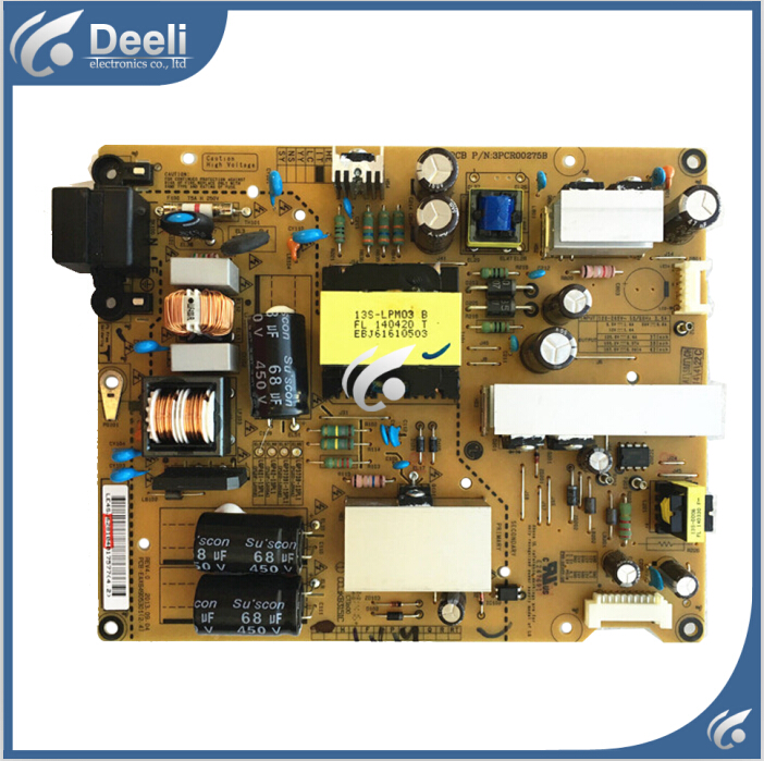 100% New original for LG EAX64905301 LG3739-13PL1 LGP42-13PL1 Power Supply Board Working цена и фото