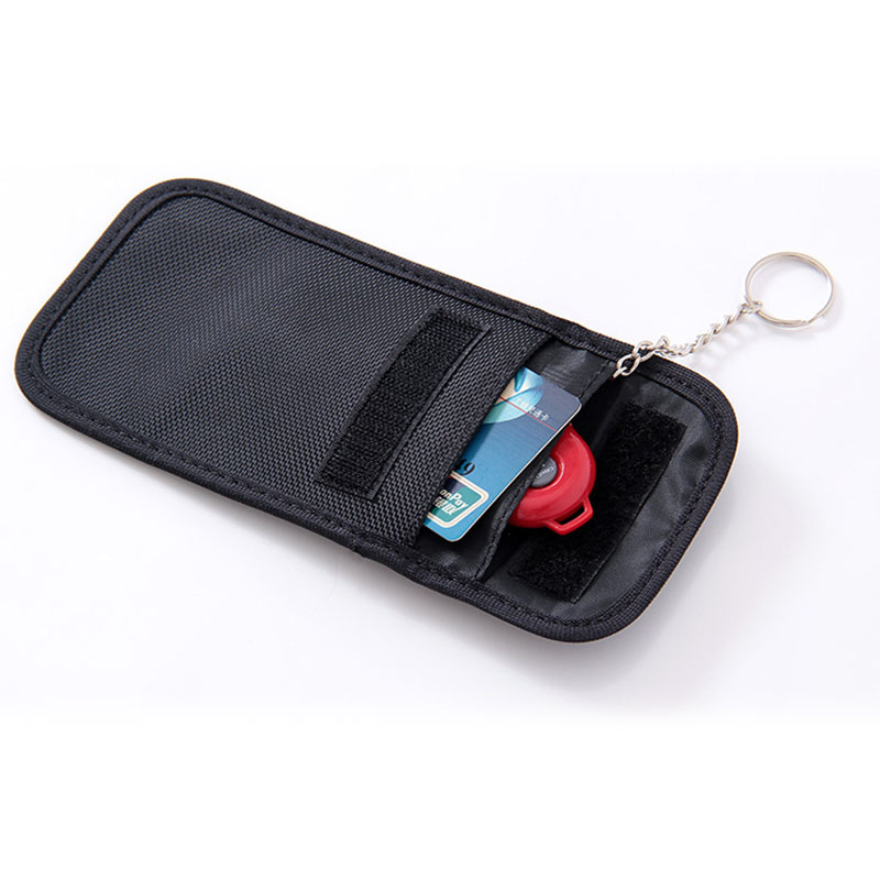 2Pcs Card Signal Blocker Block Bag Car Theft Prevention RFID/NFC/WIFI Signal Blocking Pouch DXY88