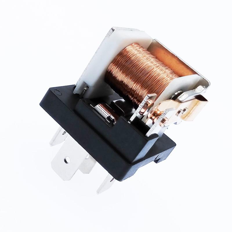 40А автомобильное реле JD2912 5 Pin DC 12V 24V 36V 48V с монтажным отверстием Катушки питания 1,8 W Автомобильное Контрольное устройство