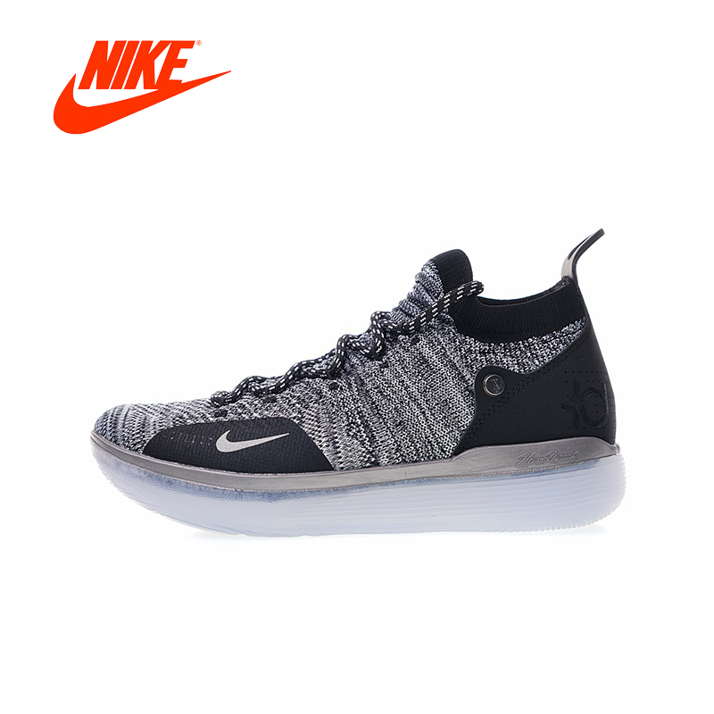 detailed look 2c4cd 0a78c Original New Arrival Authentic Nike Zoom KD11 EP Men s Breathable Basketball  Shoes Outdoor Sneakers Good Quality AO2605-004