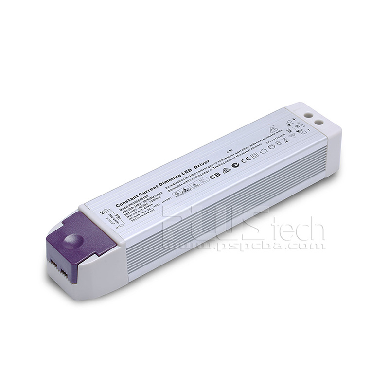 Triac 12V 20W,30W,50W Dimmable LED Driver Transformer For LED Strip And Other 12v Constant LED Lights, Input 200-250VAC
