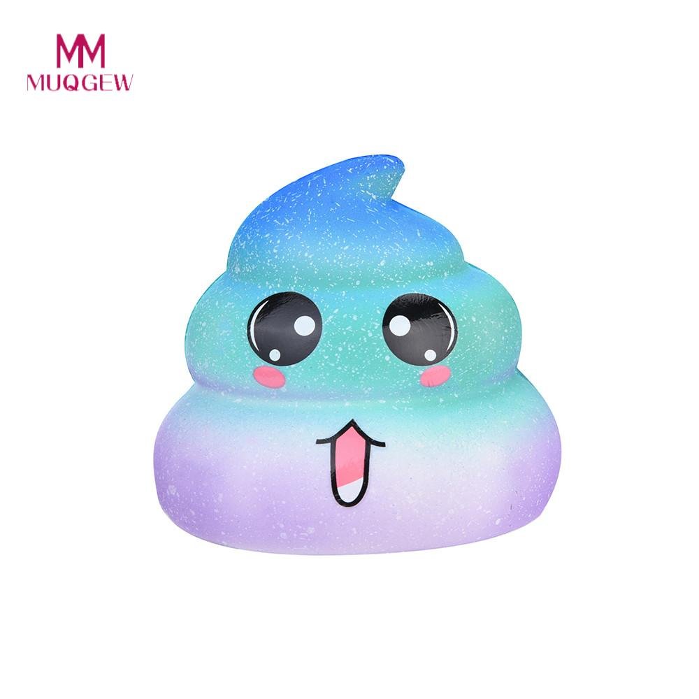 Poopsie Slime Surprise Galaxy Poo Scented Cute Slow Rising Decompression Toys Stress Reliever Toys In Gags Toys Squishy