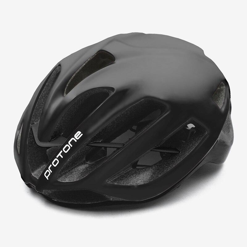Vélo casque Protone aero casque hommes route vtt montagne vélo casque de vélo XC Trail capacete casco ciclismo adulte COURSE casque