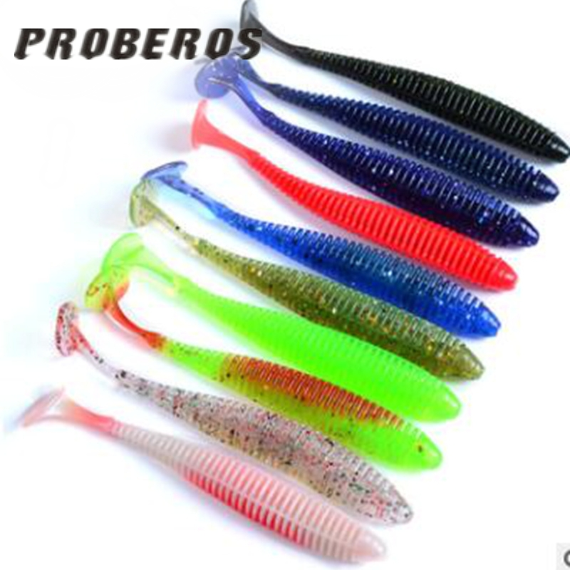 1PCS Artificial Carp Soft Lures Worm Gear With Salt Smel Silicone Fish Bait Goods For Winter Fishing Buy 4 Get 5 Free Shipping 1 pack clean dry maggots for fishing high protein nutritious fish bait food winter carp fishing baits