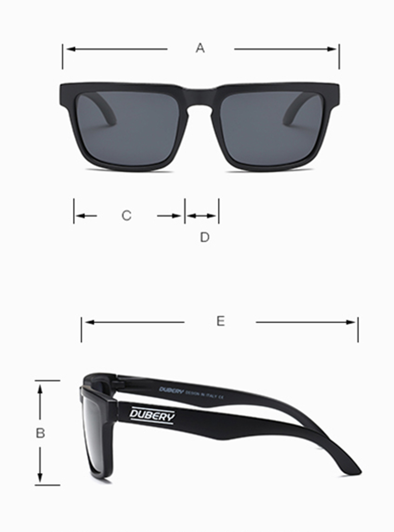 65a65778d49 DBUERY Summer Polarized Sunglasses Men S Aviation Driver Shades Male ...