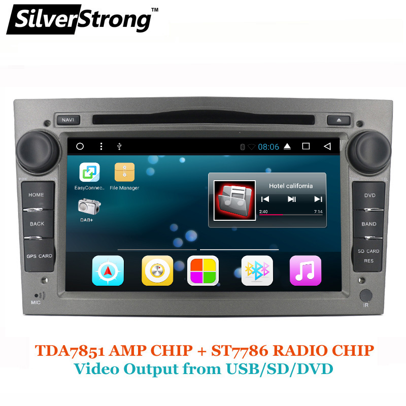 imágenes para 2din Envío gratis de 7 pulgadas Android GPS DVD Del Coche para Opel Radio de Coche de Navegación 1024*600 Astra Vectra Zafira Antara Corsa GPS Radio