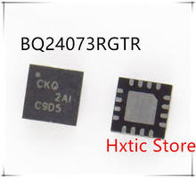 NEW 10PCS/LOT BQ24073RGTR BQ24073RGTT BQ24073  MARKING CKQ QFN-16   IC