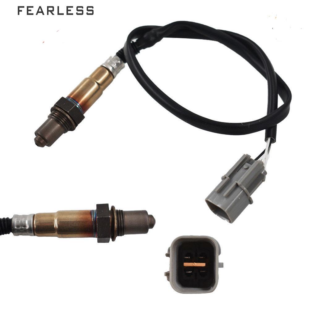 Image 2 - 4pcs Upstream+Downstream Oxygen Sensor O2 02 for Hyundai Tiburon 2.7L 2003 2008 Oxygen Sensor-in Exhaust Gas Oxygen Sensor from Automobiles & Motorcycles
