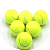 3Pcs Profession Training Tennis Balls Special Offer Durable Tennis Ball Fluorescent Yellow Tenis Masculino