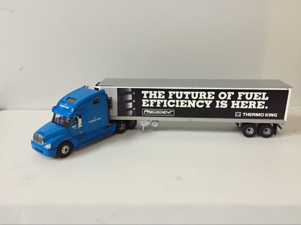 First Gear Thermo King Precedent 1/50 Scale DieCast Model Truck 59-3258