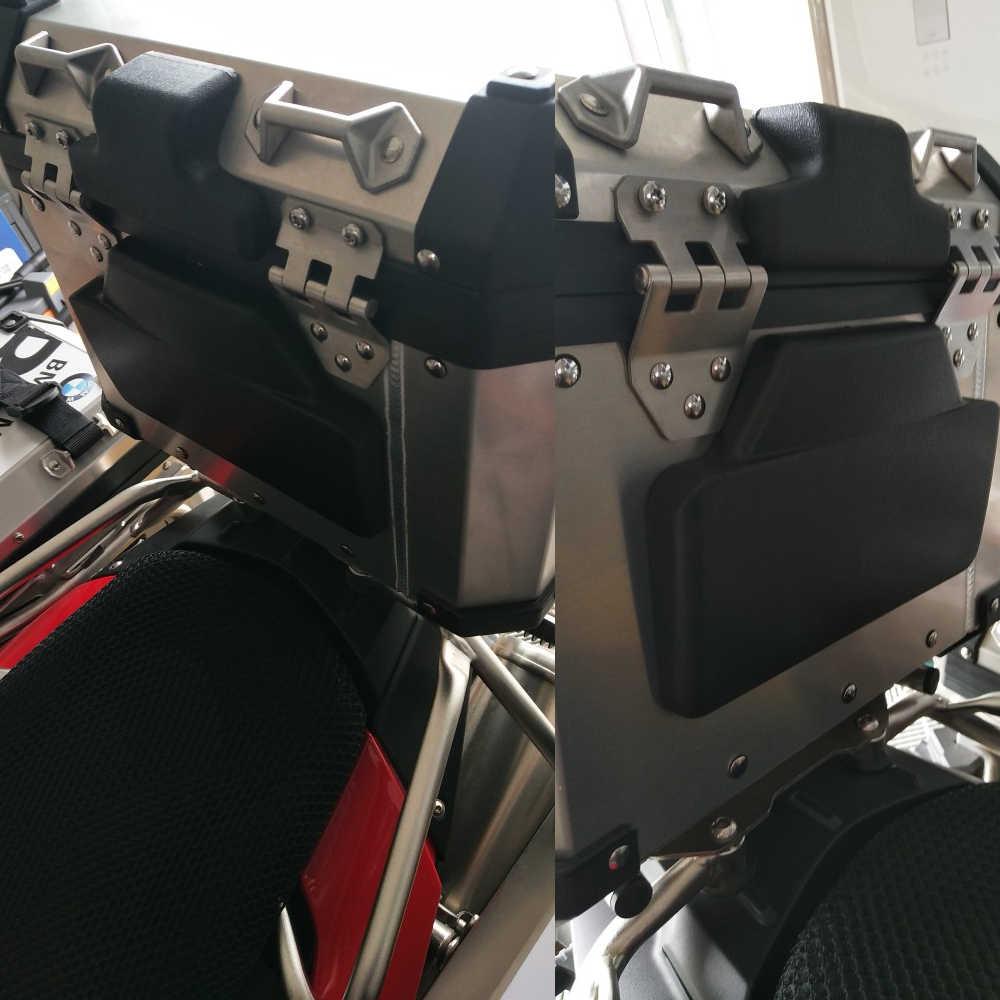 مسند ظهر لمسند ظهر للدراجات النارية ملصق خلفي لحقيبة السرج لسيارات BMW F 800 GS ADV/R 1200 GS Adventure R1250GS ADV