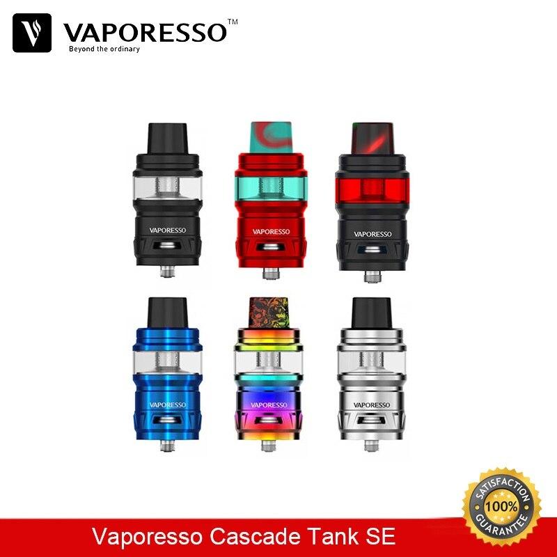 Vaporesso Cascade SE Vape Réservoir Reconstructible Atomiseur Sub-Ohm Réservoirs 25mm Diamètre 7 ml Vaporisateur Vape adapté pour vaporesso Polaire Mod