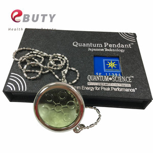 Image 5 - 6000CC High Ion Bio Chi Quantum Pendant Scalar Energy with Stainless Steel Necklace Chain Best Quality 2pcs/lot