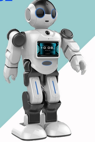 Children Accompany Home Anti Theft Guard TOY SMART HUMANOID ROBOT Programmable Humaniod Robot