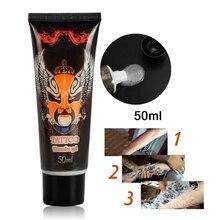 50ml Tattoo Transfer Cream Gel For Tranfer Paper Machine Transfer Soap Tattoo Supplies Accessories недорого