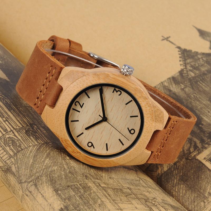 A44 wood watches bobo bird fashion