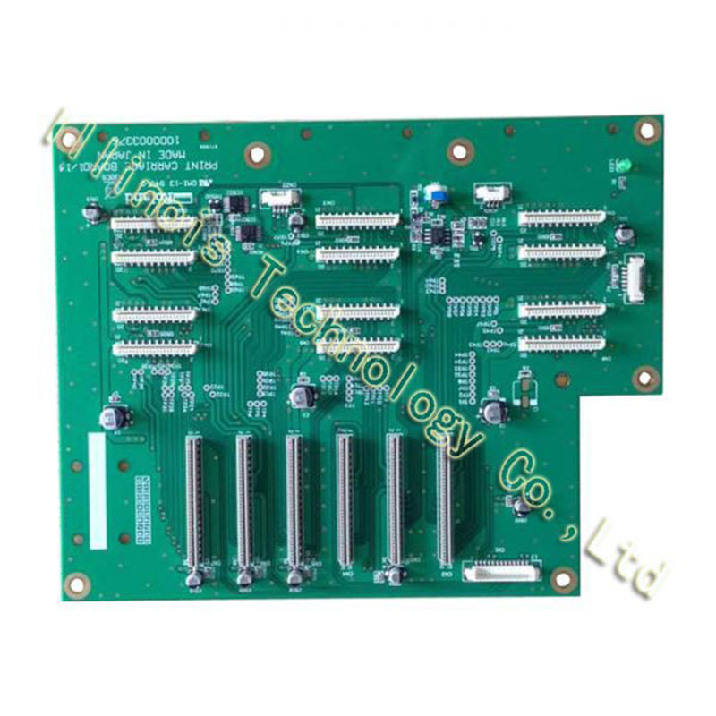 Print Carriage Board for Roland XC-540 / XJ-640 / XJ-740 Printers head board for roland xj xc540 640 740 printer