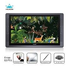 Huion KAMVAS GT-221 Pro ручка дисплей планшет монитор графика чертеж монитор 21,5 Дюймов 8192 уровней с бесплатными подарками