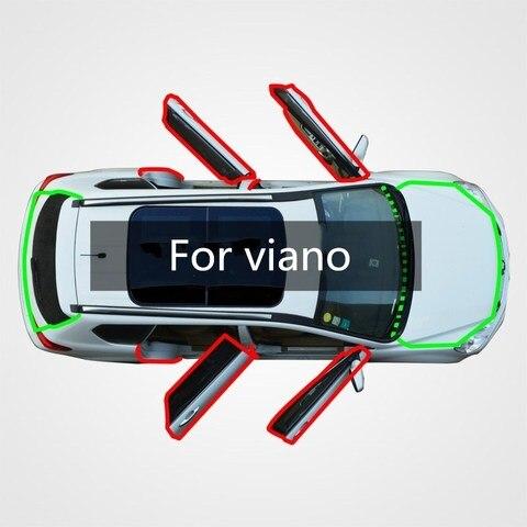 borda da porta do carro protecao de borracha tiras auto telhado windshield selante portas laterais