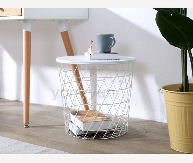 image & Online Shop modern Minimalism Storage Baskets Living Room Furniture ...