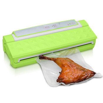 Vacuum Food Sealers automatic small domestic gelatin cake packaging machine commercial tea plastic sealing NEW