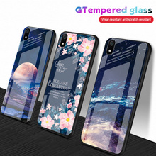 Painted Case For Xiaomi Redmi 7A 7 A Case