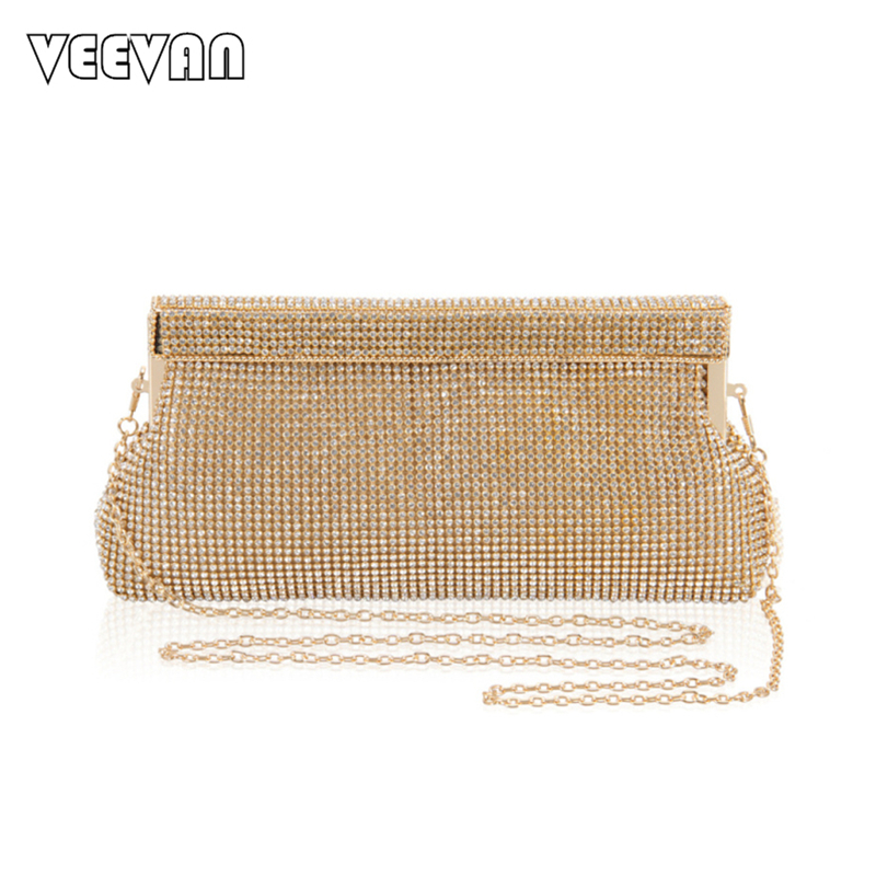 New 2017 Luxury Women Messenger Bags Clutch Purses Fashion Evening Bags Chain Shoulder Handbags for Party Prom Box Day Clutches luxury knitting cheongsam clutch bag oval plaid evening bag famous brand day clutch chain shoulder messenger bag party purses