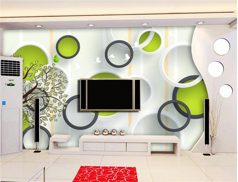 3d photo wallpaper custom mural room non-woven Abstract tree 3d circle painting picture 3d wall murals wallpaper for walls 3d 3d wallpaper custom mural non woven 3d room wallpaper black and white circle line 3 d painting photo 3d wall murals wallpaper